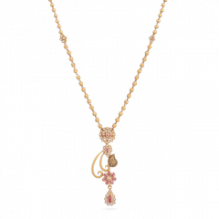 Anusha 22ct Gold Necklace