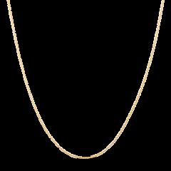 22ct Gold Box Chain