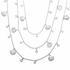 Cala Shell Charm Necklace