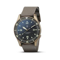 Elliot Brown Holton Automatic Fabric Strap