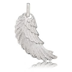 Angel Wing Pendant 23mm