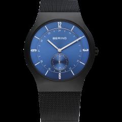 Men's Milanese Black Watch