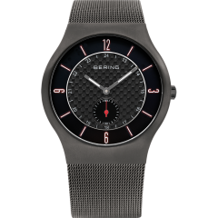 Men's Milanese Grey Watch
