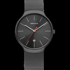 Unisex Milanese Grey Watch