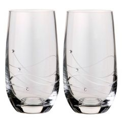 Dartington Glitz Highball (Pair)