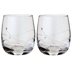 Dartington Glitz Shot Tumbler (Pair)