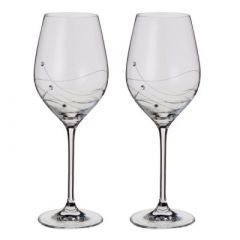 Dartington Glitz Wine (Pair)