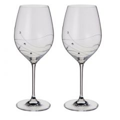 Dartington Glitz Goblet (Pair)